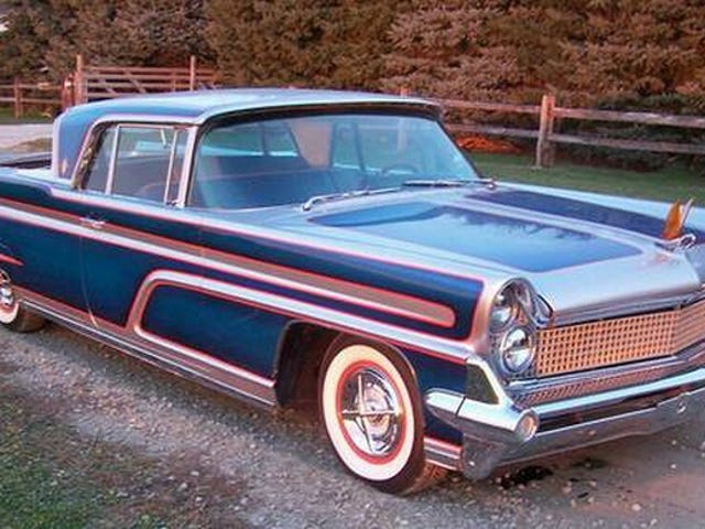 Para sa $ 14,199, Yup, That's A 1959 Lincoln Continental Mark IV Ranchero