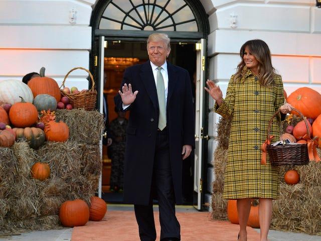 Президент повідомляється досі Dicks навколо більшості дня