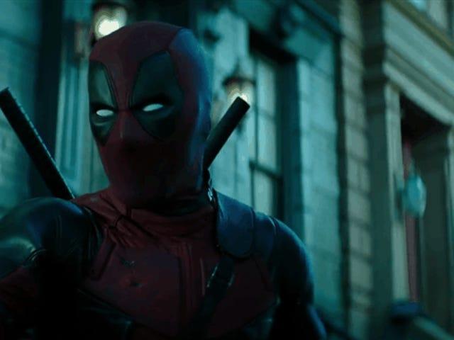 El primer adelanto de <i>Deadpool 2</i> år siden, der er ingenlunde de la película