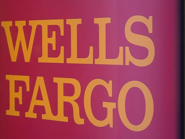 Wells Fargo, la pire banque d'Amérique, décide qu'il est temps de réparer sa technologie éclatée