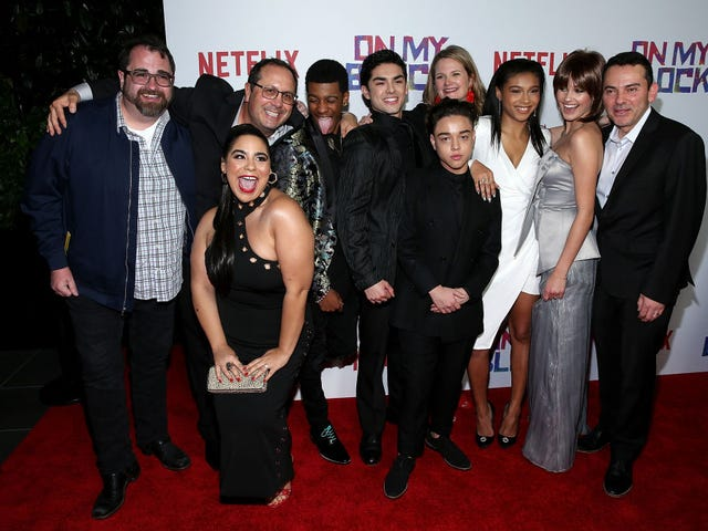 Netflix's On My Block Is My Favorite Binge Watch of the Summer and Thank Goodness They Renewed It For a 2nd Season