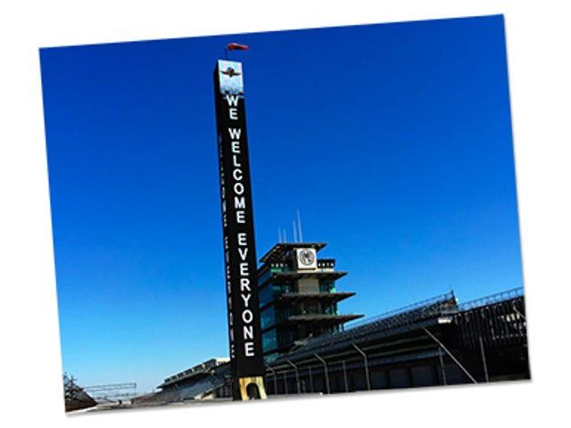 Indianapolis Motor Speedway, IndyCar, fala sobre a lei da liberdade religiosa