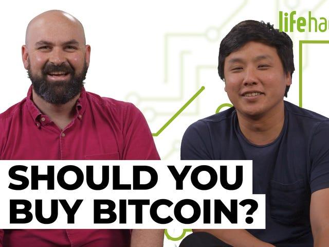 Devriez-vous acheter Bitcoin?