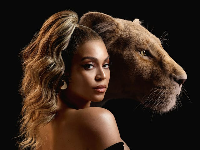 'This Is Sonic Cinema': Beyoncé Releases New Single 'Spirit' From Upcoming Self-Curated Album, The Lion King: The Gift