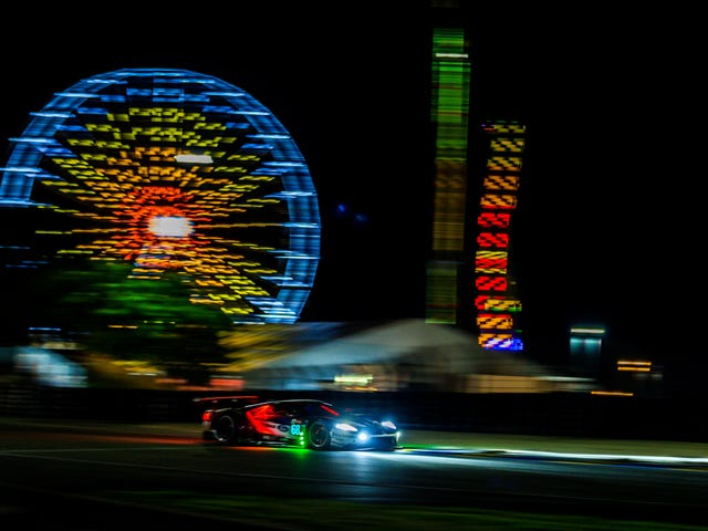 We're Halfway Through The 24 Hours Of Le Mans