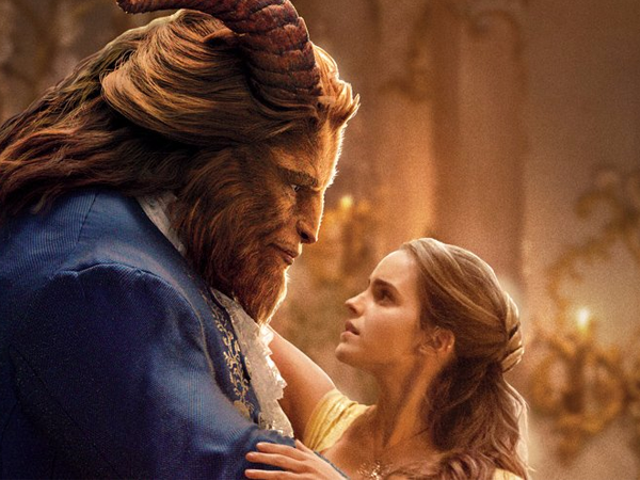 Behold, Our First Official Look at the Live-Action Beauty and the Beast's Beast (UPDATED)