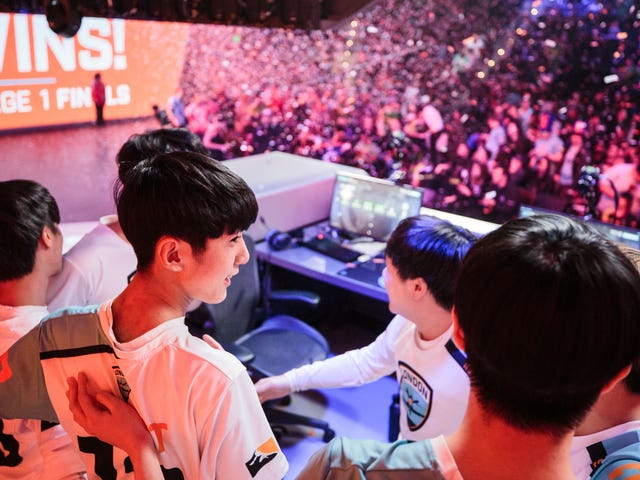 London Win Overwatch Stage 1 Playoffs In Reverse Sweep