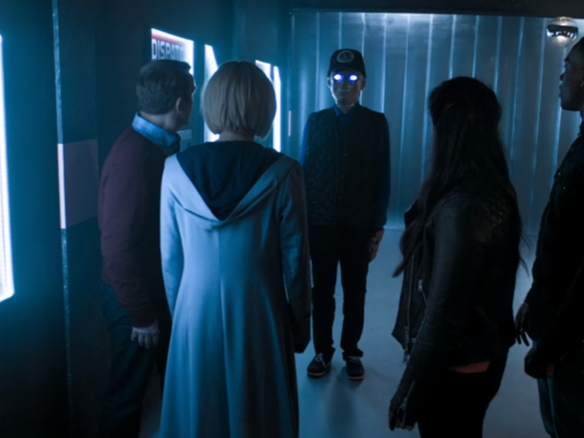 Doctor Who Series 11 - Kerblam! Review