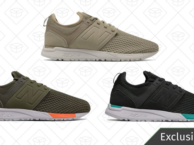 Pick Up a Pair of Men's New Balance Sneakers for Just $45 [Exclusive]