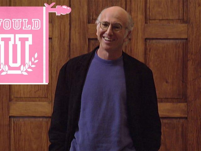 Adakah Anda Mempunyai Seks Dengan Larry David?