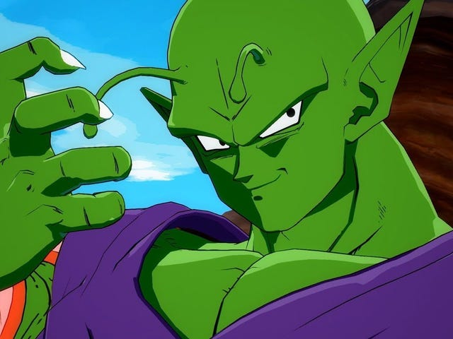 Piccolo Is 'Too Much Fun' For This Dragon Ball FighterZ Star To Give Up
