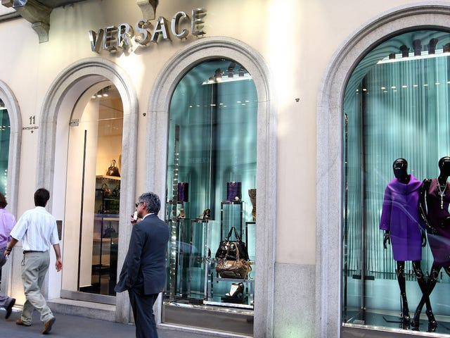 Former Employee Suing Versace for Racial Discrimination