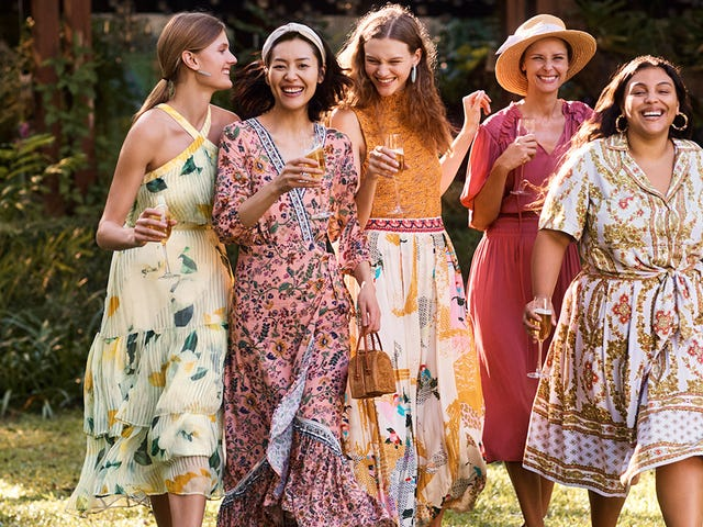 Save an Extra 50% Off Sale Items at Anthropologie