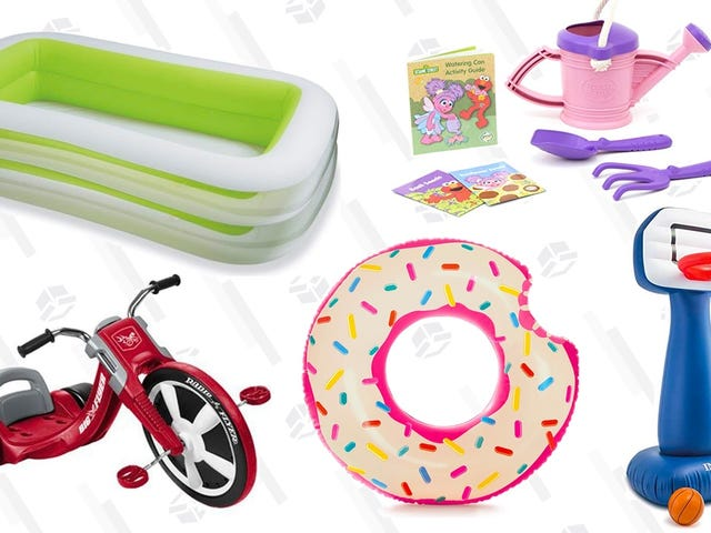 Celebrate Summer With This Sale on Outdoor Toys from Amazon