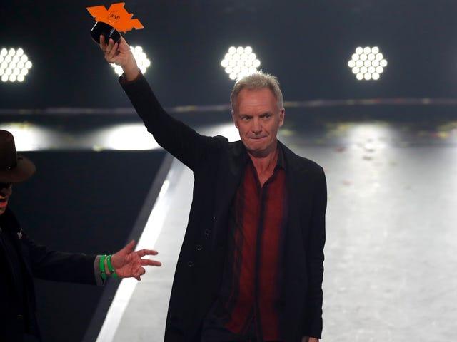 Sting rejette totalement l'idée d'un biopic, peut-être à cause de tout le sexe tantrique