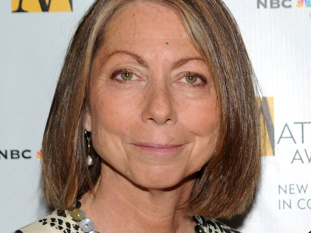 In Ironic Twist, Ex-New York Times Editor Jill Abramson Accused of Plagiarism in New Book About Journalism