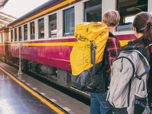 Nag-aalok ang Amtrak ng BOGO Sleeper Car Tickets ngayong Linggo