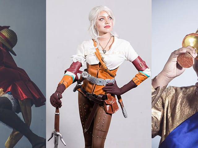 The Best Cosplay From Sri Lanka's Comic Con