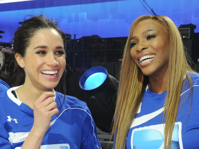 Together: Meghan Markle's Latest Project Garners Praise from Friend Serena Williams