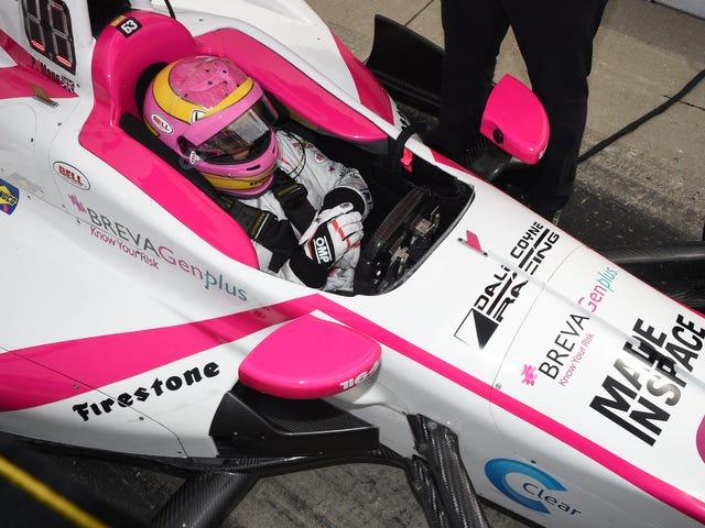 La FIA ne mérite pas Pippa Mann mais elle devrait y être