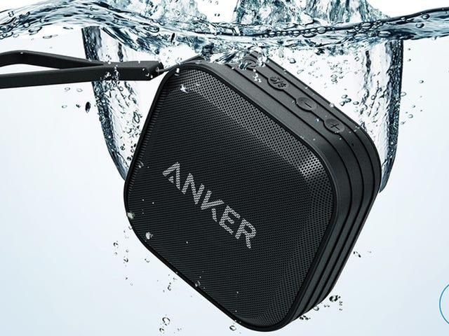 This $32 Anker Speaker Can Go Completely Underwater