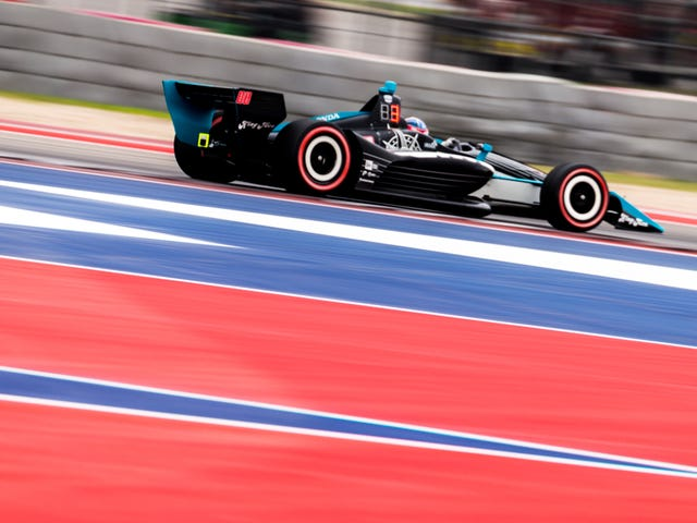 Colton Herta blir Youngest-Ever IndyCar-vinneren i serien 'First Race at Circuit of the Americas
