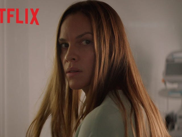 I Am Mother (Netflix) - Trailer