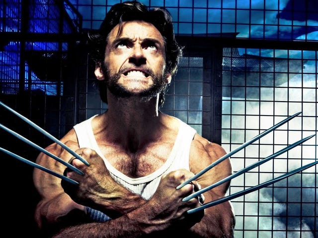 <i>Wolverine 3</i> X-Men de Hugh Jackman