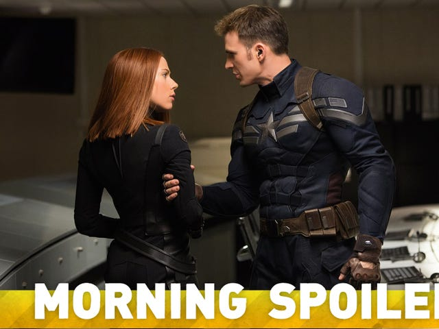 Major scoops for Avengers, Terminator 5, Dr Strange and Game of Thrones