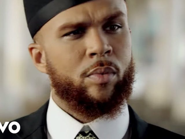 Jidenna--'Chief Don't Run'