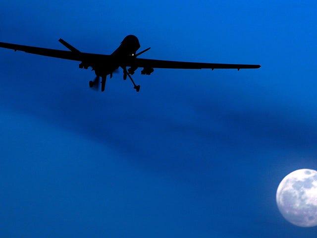 Cuộc điều tra máy bay không người lái bí ẩn ở Colorado không tìm thấy điều gì kỳ lạ, bất chấp những nỗ lực tốt nhất của 'Alpha Team WarHawk'
