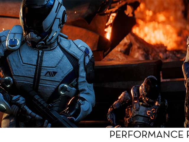 <i>Mass Effect: Andromeda</i> PC <i>Mass Effect: Andromeda</i> Ditandaikan Pada 24 Kad Video Yang Berbeza
