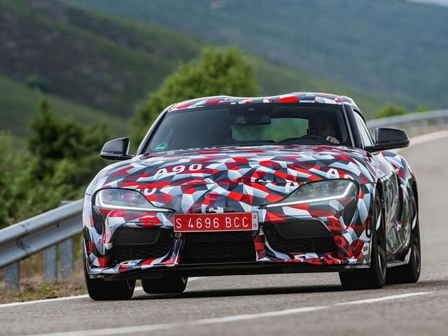 The New Toyota Supra Will Finally Debut in Detroit: Our Long National Nightmare Will Soon Be Over