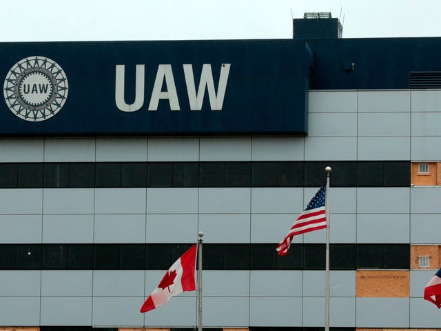 Arson Could Have Been The Cause Of The UAW Headquarters Fire After All