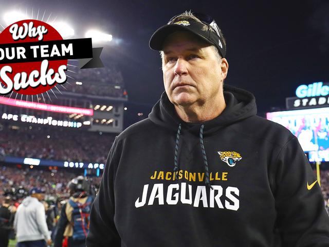 Pourquoi votre équipe craint 2018: les Jaguars de Jacksonville