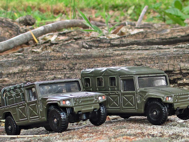 Military Monday: JSDF High Mobility Vehicle
