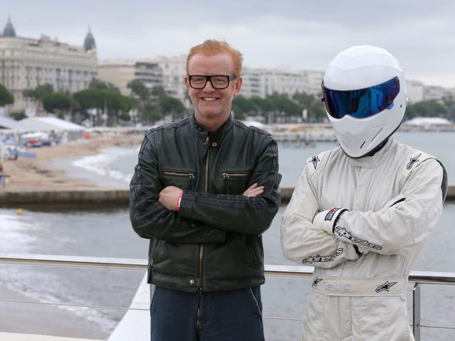 BBC's New Top Gear With Chris Evans Debuts May 8