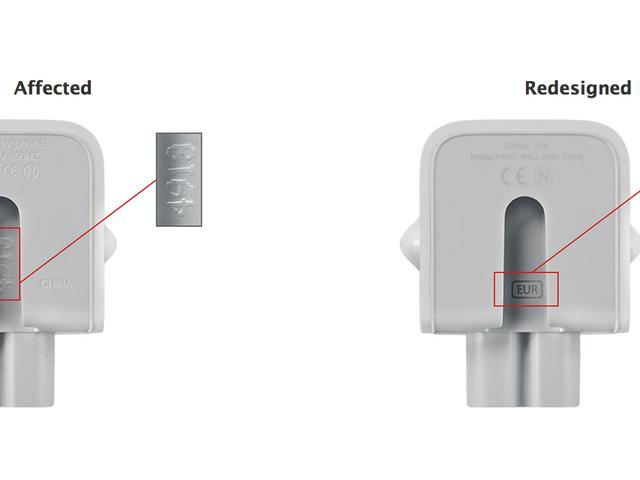 Apple回收可能会让您失望的电源适配器