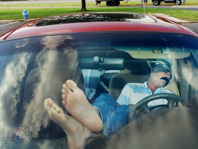 One In Ten Crashes Are Because Of Drowsy Driving: Study