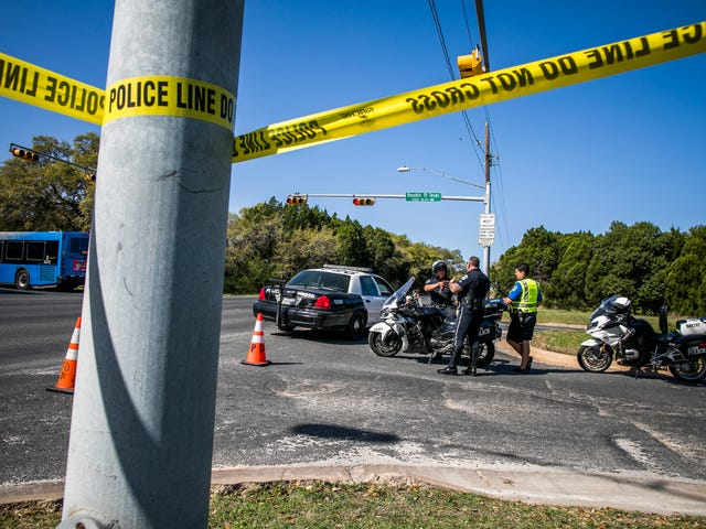 Package Bomb, Believed to Be Destined for Austin, Detonates at Texas FedEx Facility