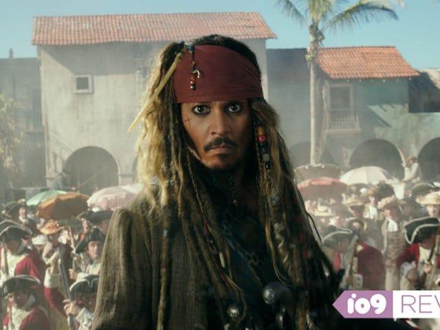 <i>Pirates des Caraïbes: les hommes morts ne racontent pas que les récits</i> vous rappelent pourquoi vous aimez (et détestez) ces films