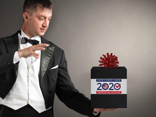 Настоящий обман Коронавируса: республиканцы используют COVID-19, чтобы заставить черных голосовать исчезнуть