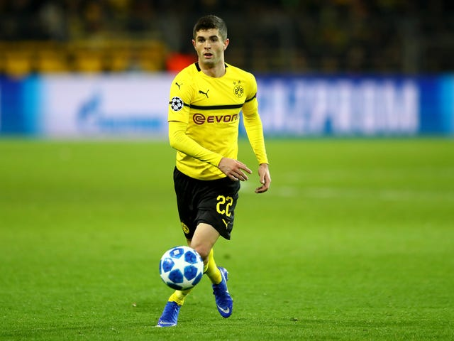 Christian Pulisic Finally Played And Scored The Type Of Goal That Made Him Worth $73 Million