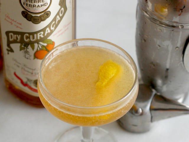 <i>3-Ingredient Happy Hour</i> : Ром Сидекар