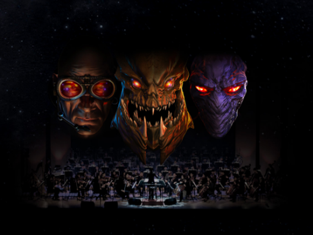 A StarCraft concert is being held in South Korea on August 24 at the Sejong Center in Seoul