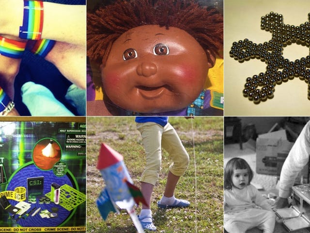 10 Incredibly Dangerous Banned Toys