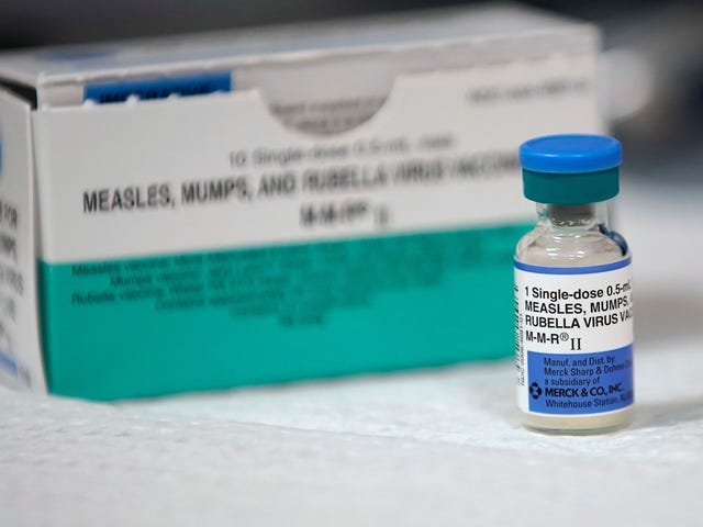 The UK Just Lost Its Measles-Free Status, and the U.S. Could Be Next