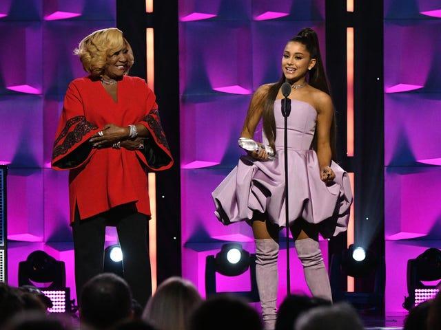Inbjöd Patti LaBelle bara hjärtligt Ariana Grande till Cookout?
