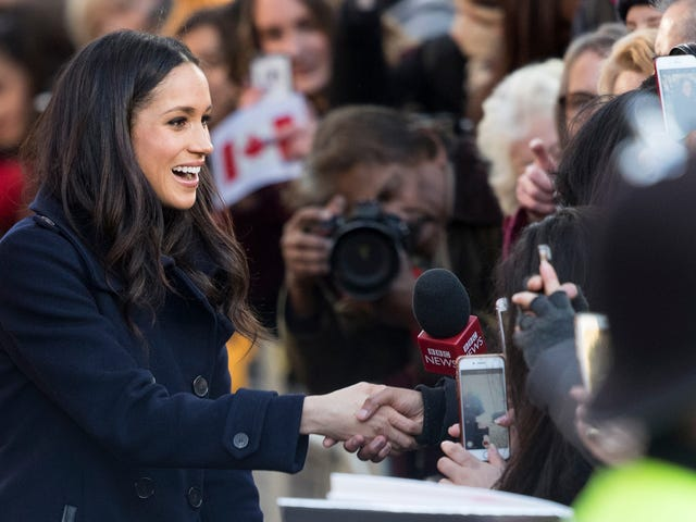 Don't Even Try to Escape the Media's Royal Wedding Feeding Frenzy