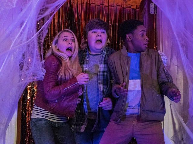 Haunted Halloween przerabia potworną papkę Goosebumps